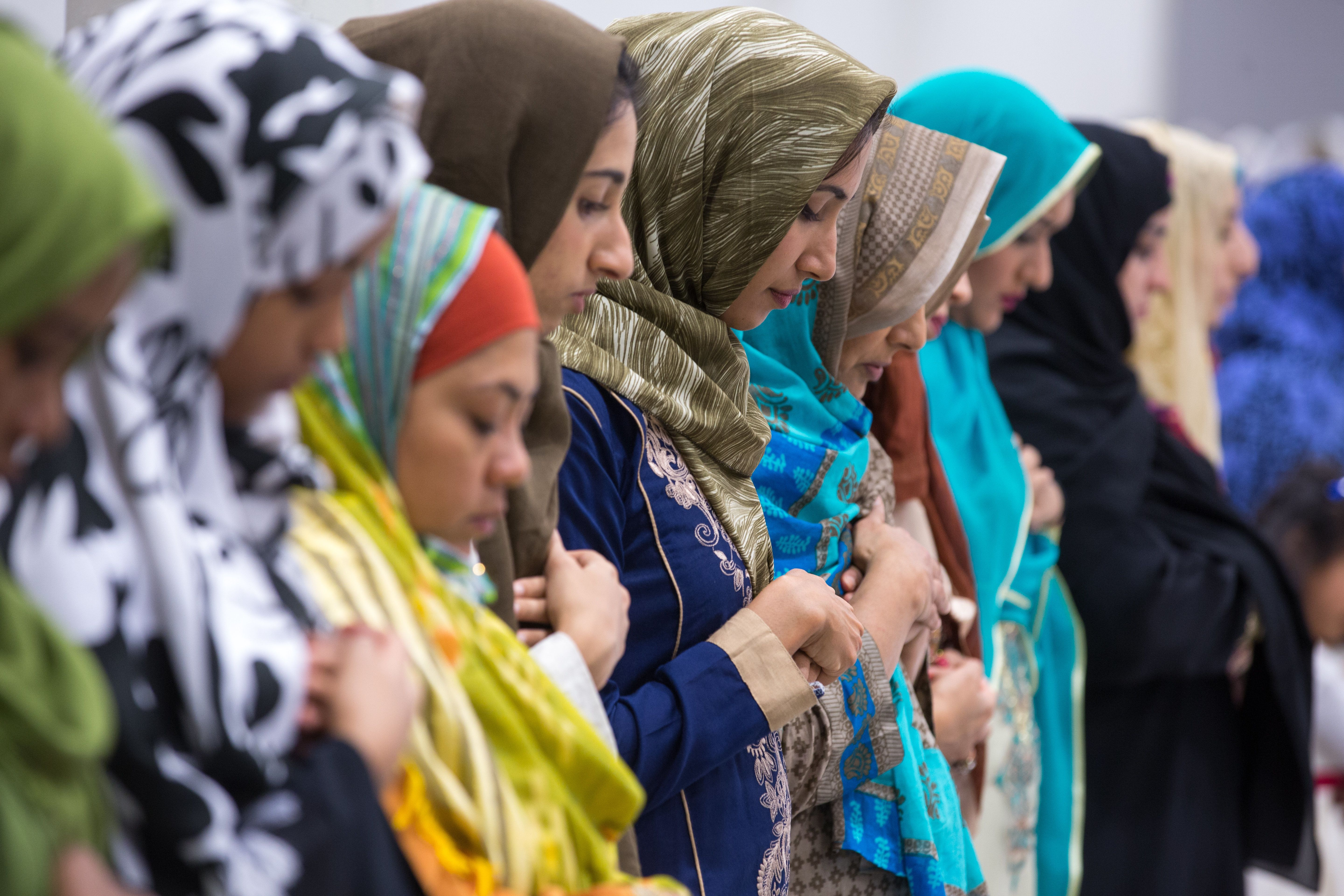 In a recent study, 45.5 percent of respondents say Muslimsdon't share their vision of American society.
