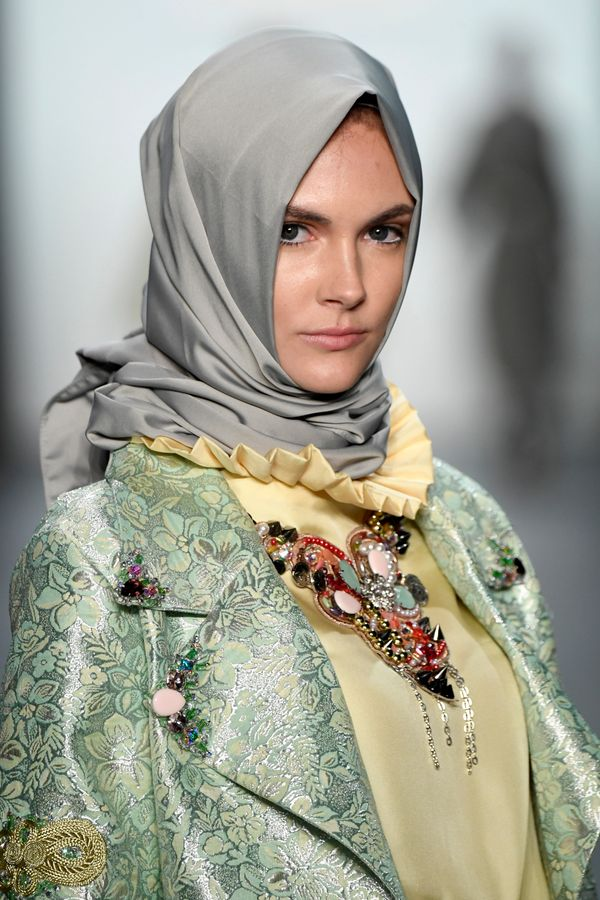 Fashion Hijab Styles