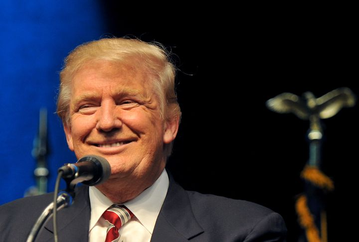 Many elite Republican donors have not yet given to Republican presidential candidate Donald Trump's campaign.