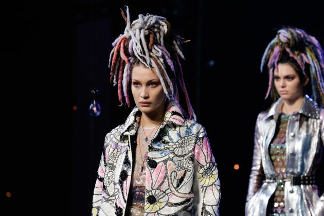 Marc Jacobs Accused Of Cultural Appropriation At New York Fashion Week After Giving Gigi Hadid