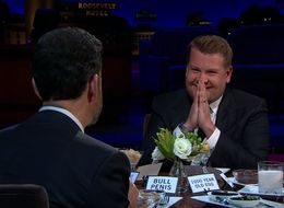 James Corden & Jimmy Kimmel Just Ate Bull Penis To Avoid Answering Some Awkward Questions