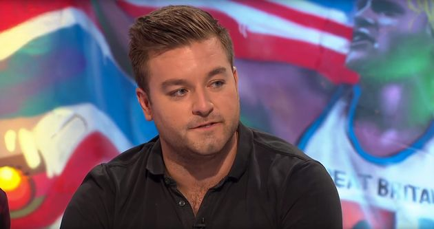 Alex Brooker was widely-hailed for his brave