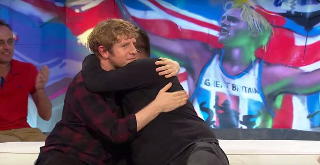 Channel 4's The Last Leg Presenter Alex Brooker Hails Paralympics Medalist Alex Zanardi In Emotional
