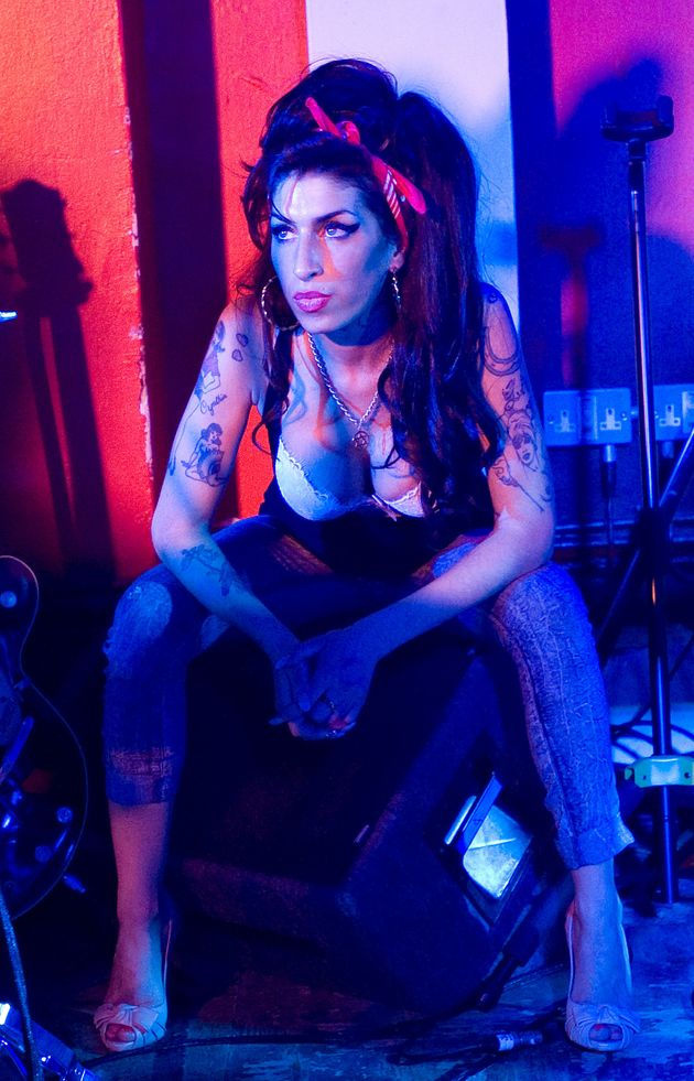 The incomparable Amy