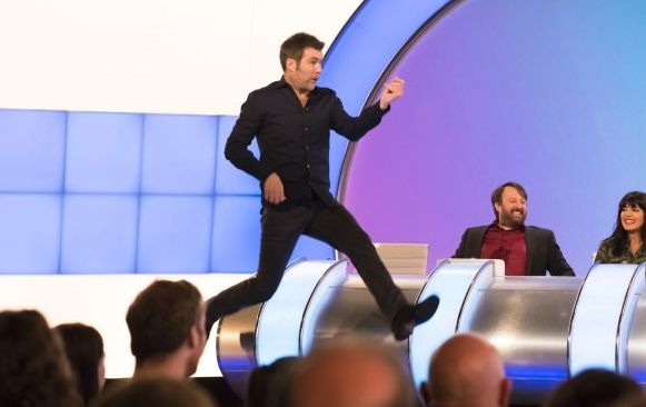 Rhod Gilbert is a familiar face on TV comedy shows and