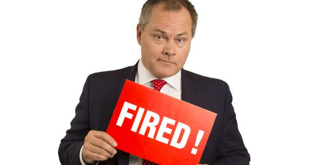 Jack Dee quit the show after one series; Dara O'Briain previously