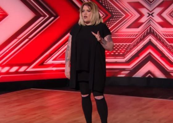 'X Factor': Samantha Atkinson Returns To Sing Adele's 'When We Were Young' After Bowing Out At Last Year's