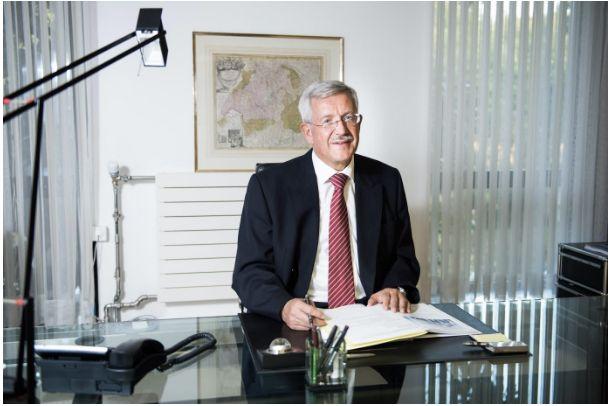 Ambassador of Switzerland Martin Dahinden