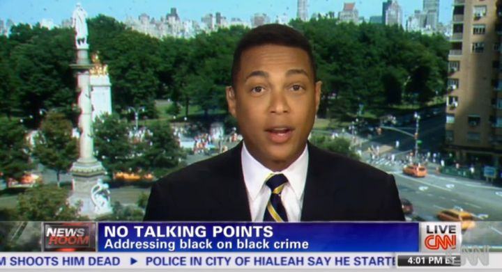 Anchor Don Lemon