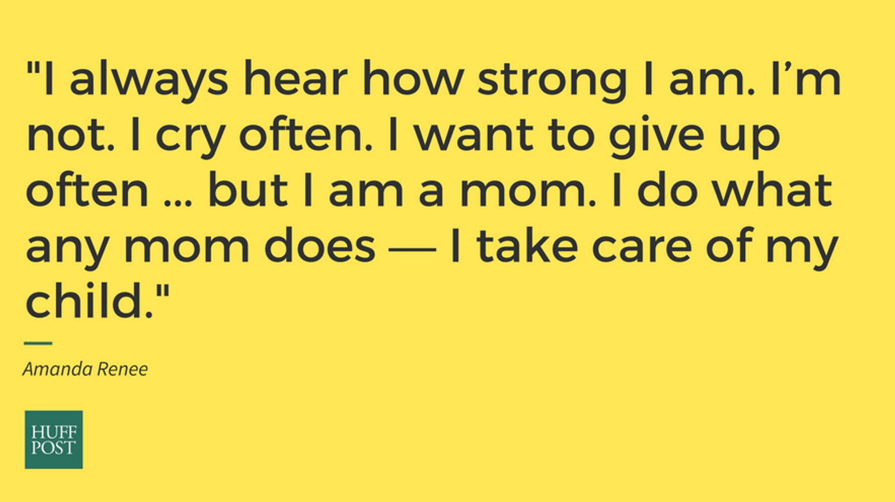 15 Things Parents Of Kids With Cancer Want You To Know ...