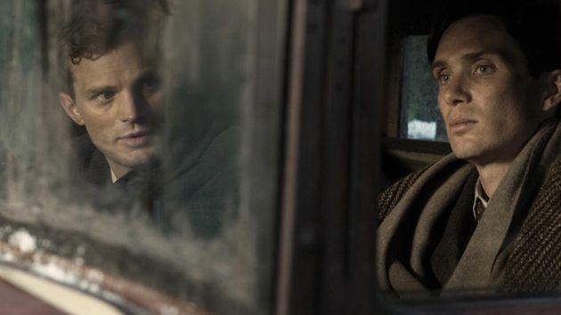 Jamie Dornan stars with Cillian Murphy in