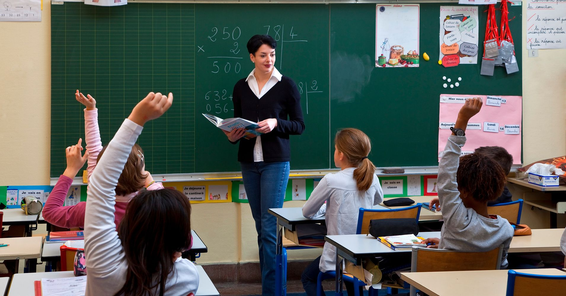 classroom teachers parents teacher students student help need 1910 supplies huffpost