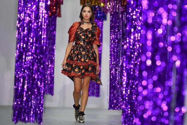 London Fashion Week 2016: Ryan Lo Inspires Us To Raid Our Childhood Fancy Dress