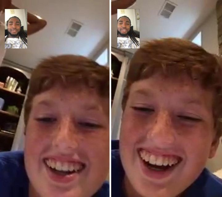 Man FaceTimes Wrong Number, Makes Friends With Random Kid