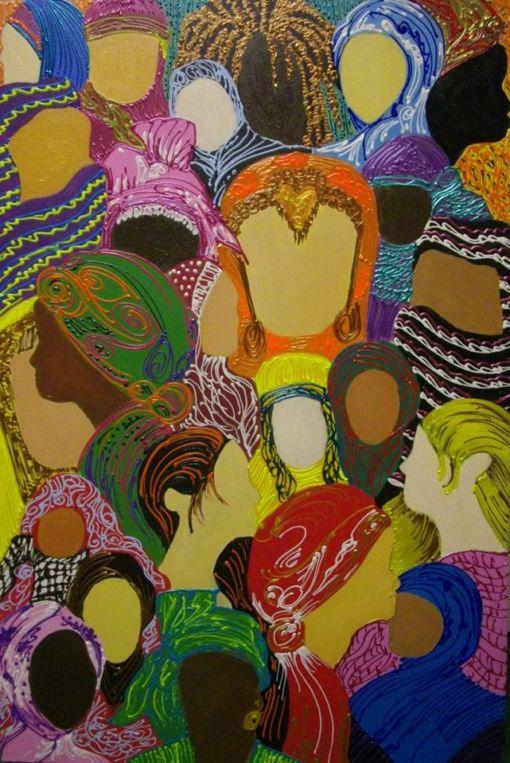 Tapestry of Sisterhood
