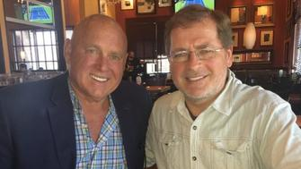Dennis Hof met with Grover Norquist on Aug 29 to sign the Taxpayer Protection Pledge