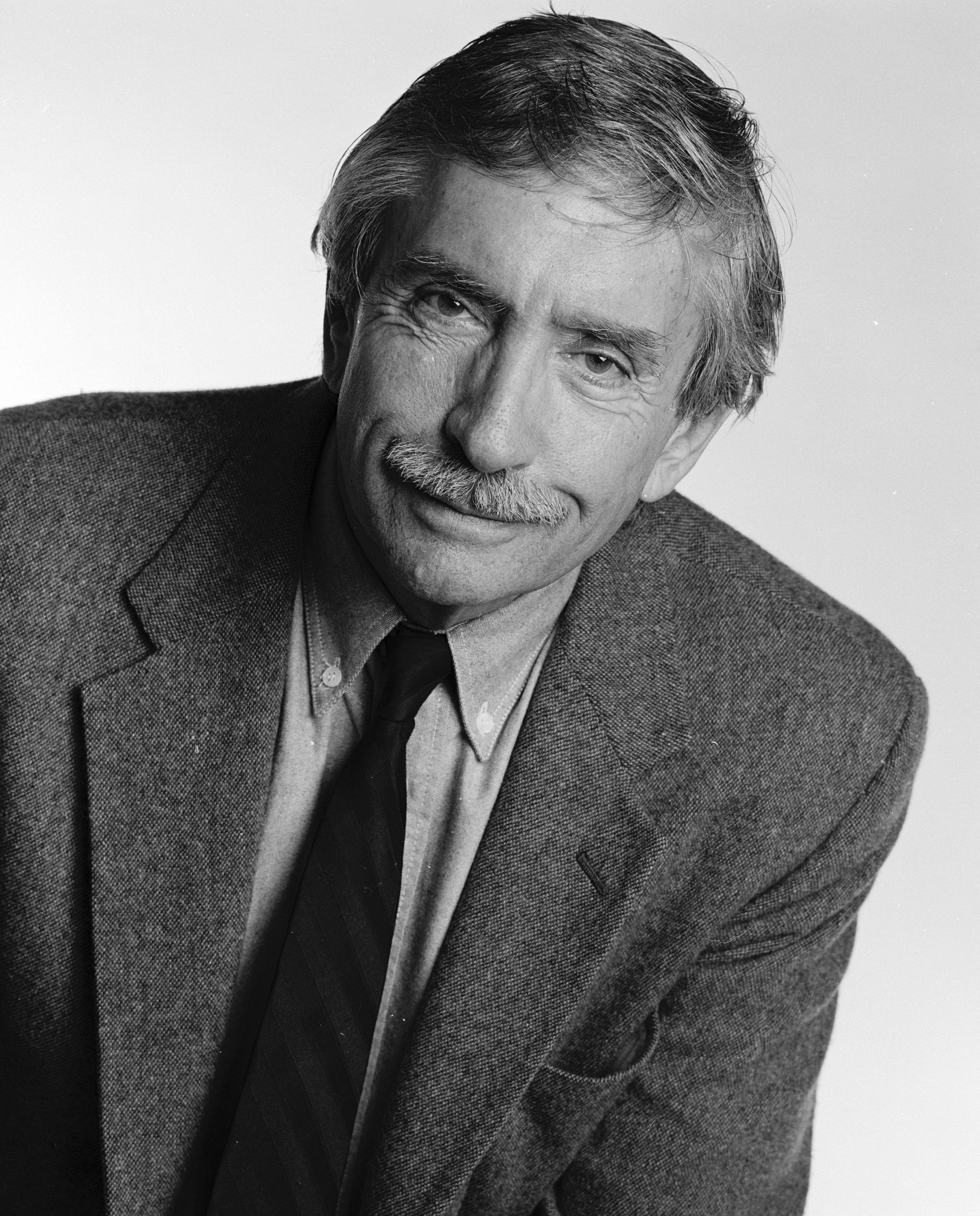 Pulitzer Prize winning playwright Edward Albee in 1995. (Photo by Jack Mitchell/Getty Images)