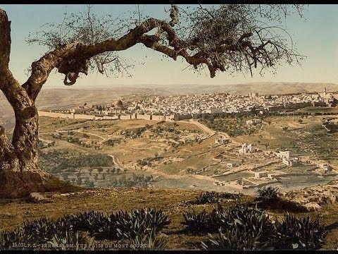 Jerusalem circa 1900