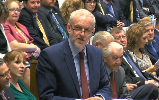 Several MPs who resigned from the Shadow Cabinet could