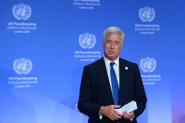 Fallon vowed to block plans for an EU