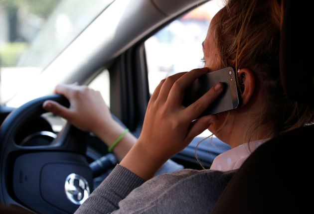 Drivers willlose their licence the first time they are caught using a