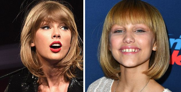 Taylor Swift Mini-Me Grace VanderWaal Freaks Out Over Gift From