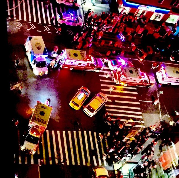 25 Injured In Explosion In Manhattan's Chelsea