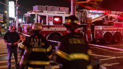 25 Injured In Explosion In Manhattan's Chelsea