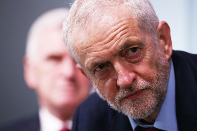 Jeremy Corbyn Refuses To Deny Secret Meetings To Remove Tom Watson And Ian