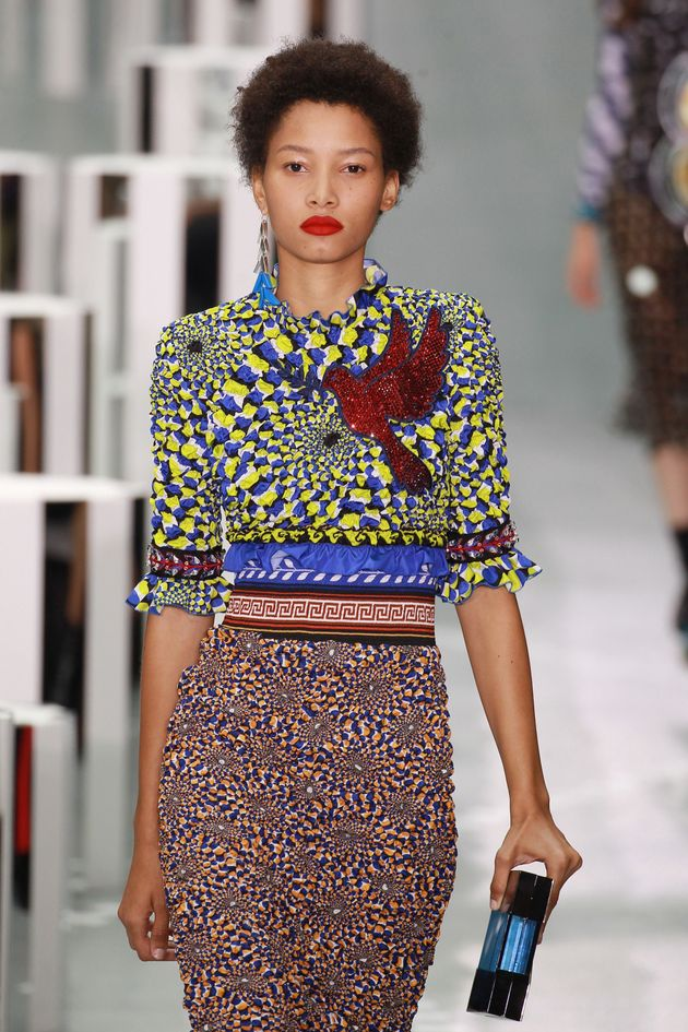London Fashion Week 2016: 10 Details To Fall In Love With From Mary Katrantzou's S/S 2017
