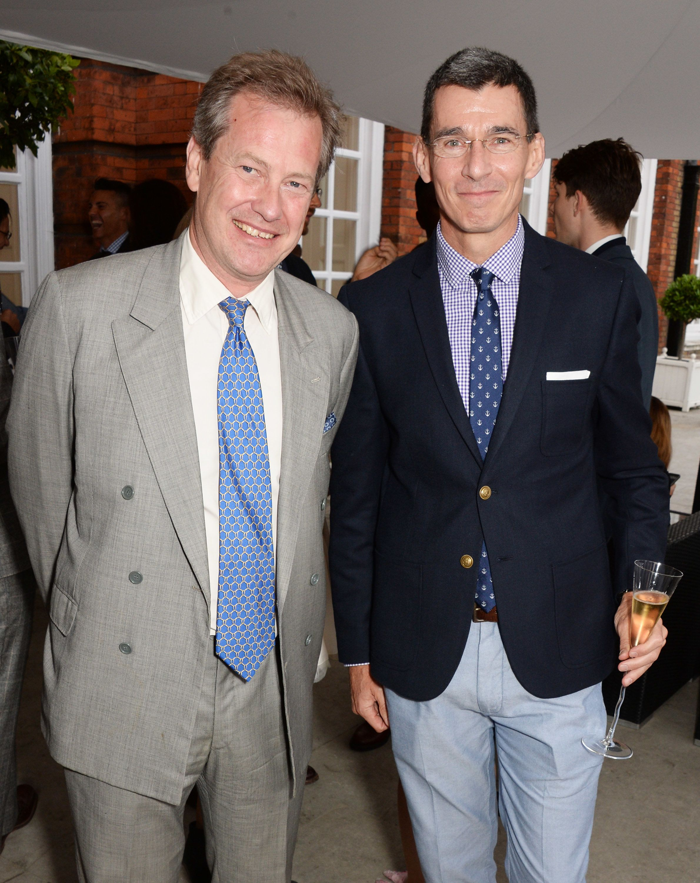 Lord Ivar Mountbatten, who is a cousin of Queen Elizabeth, has announced that he is gay and in a relationship...