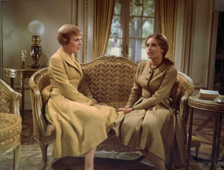 """Actress Charmian Carr, who played Liesl von Trapp in thefilm adaption of the Rodgers and Hammerstein musical """"The Sound"""