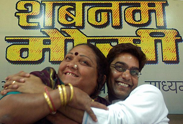 "Shabnam Mausi (left)<i>&nbsp;</i>is the <a href=""http://indiatoday.intoday.in/education/story/6-indian-transgenders-who-dared"