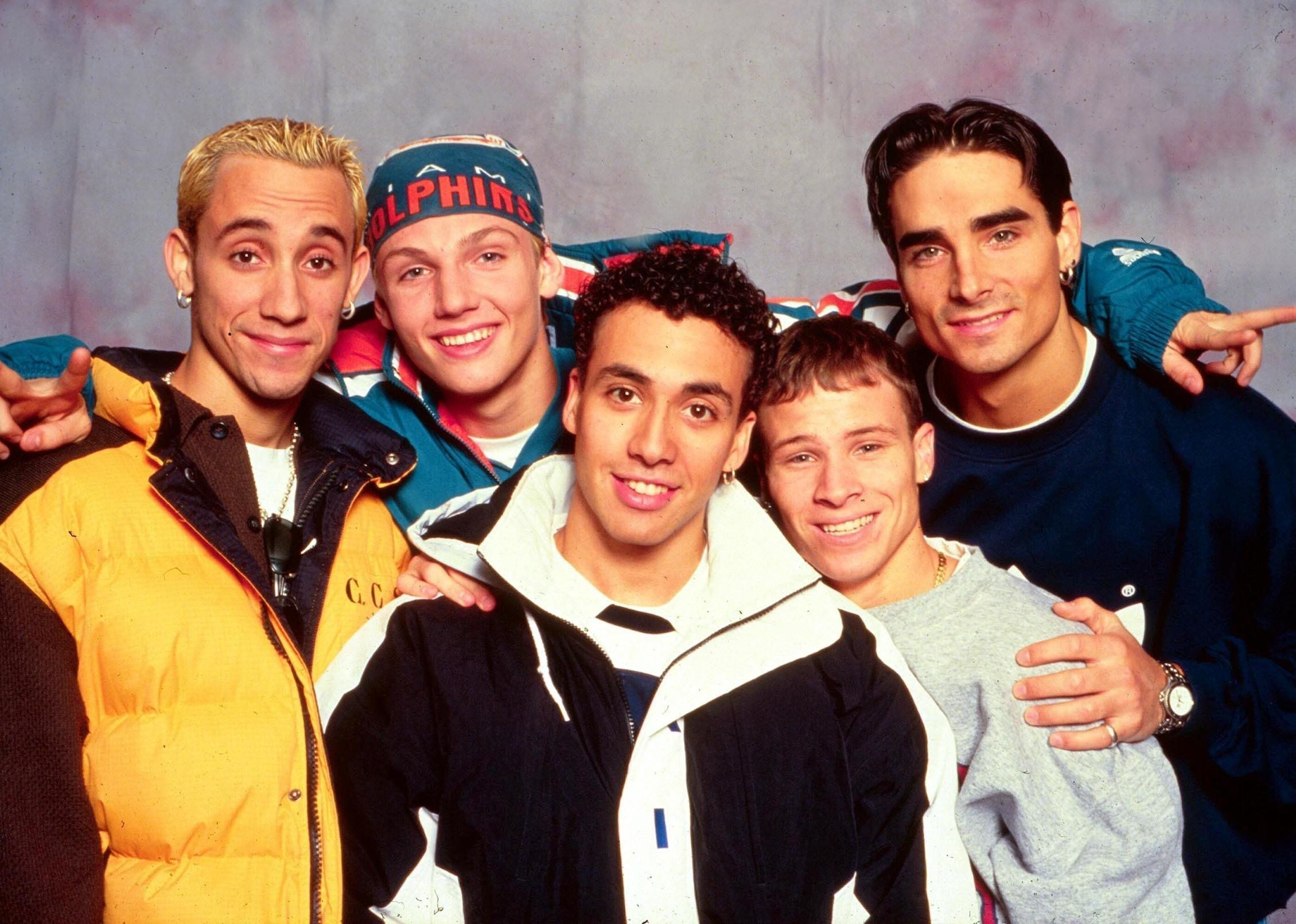 Backstreet Boys, Backstreet Boys (Photo by Brian Rasic/Getty Images)