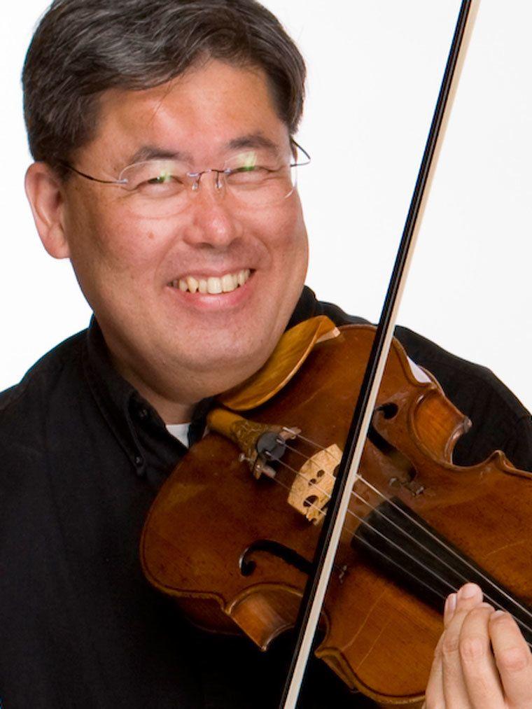 Roland Kato, principal viola
