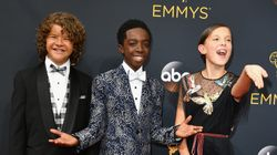 The 'Stranger Things' Kids Won The Emmys Before They Even