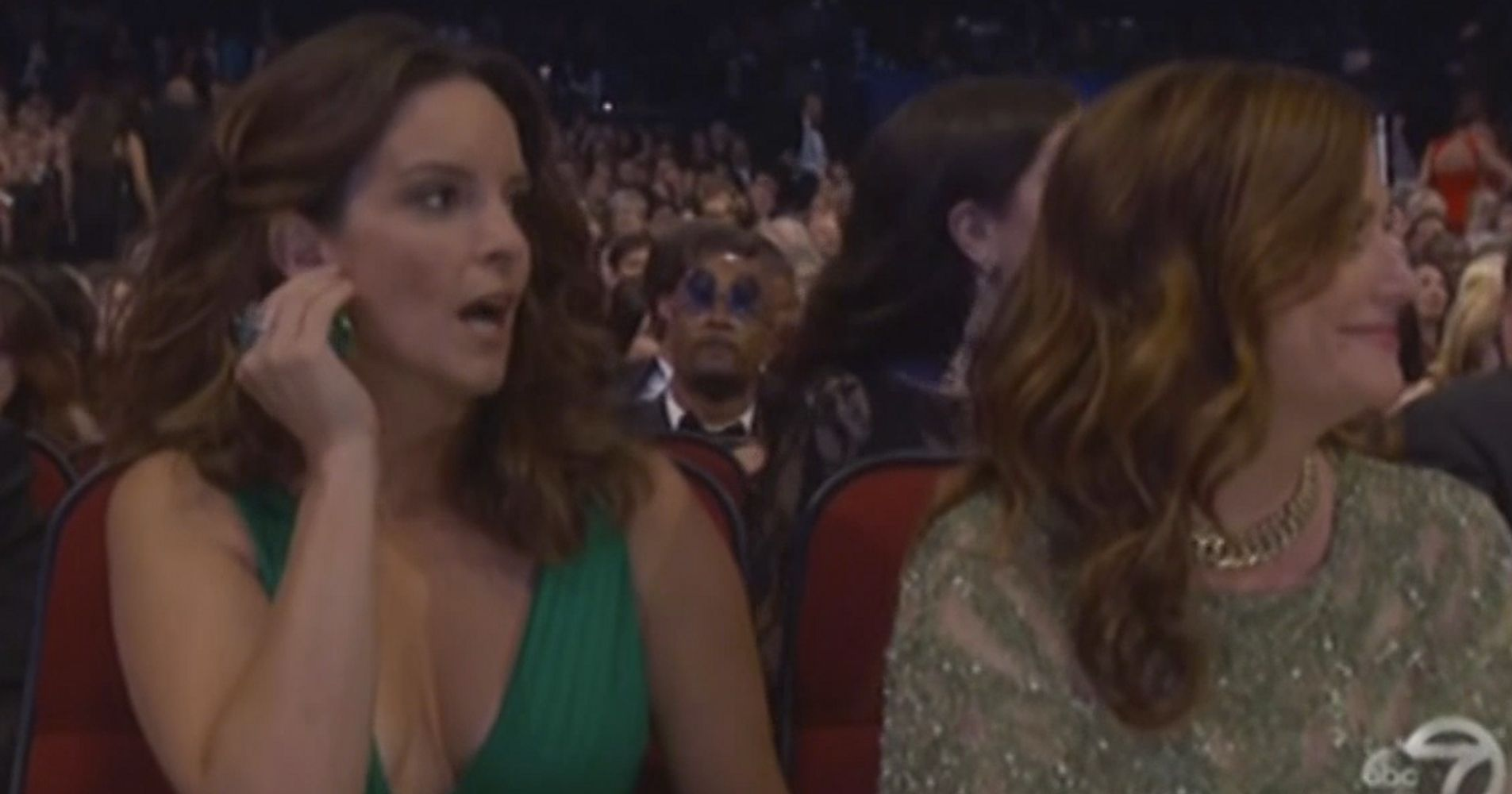 How To Basic Who Is By Hugh Alderseywilliams Tina Fey's Face After That  Bill Cosby Joke