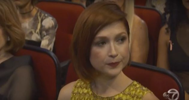 Ellie Kemper is evidently not a Bill Cosby