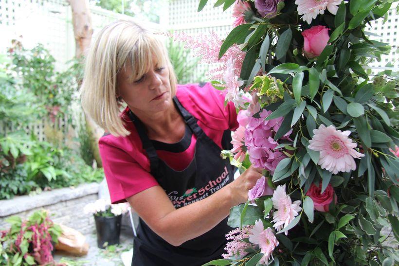 photo courtesy of Kay's Flower School, Dublin, Ireland