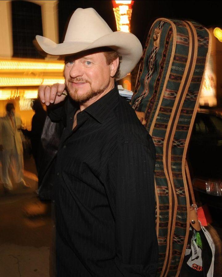 Country singer/songwriter Paul Overstreet