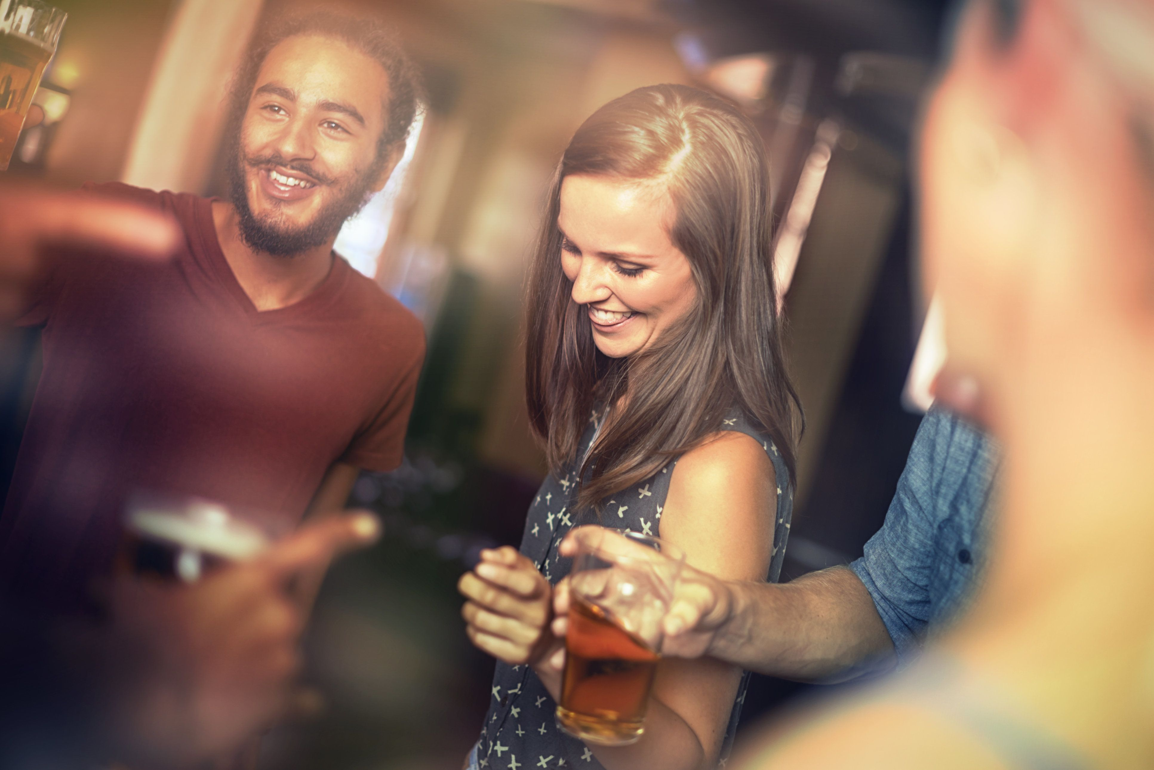 Drinking Beer Makes Us More Sociable And Less Shy About Sex, Study