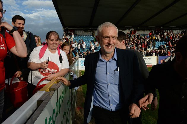 Jeremy Corbyn Predicts His 'Diverse' Support Will Help Labour In The 2017 Local