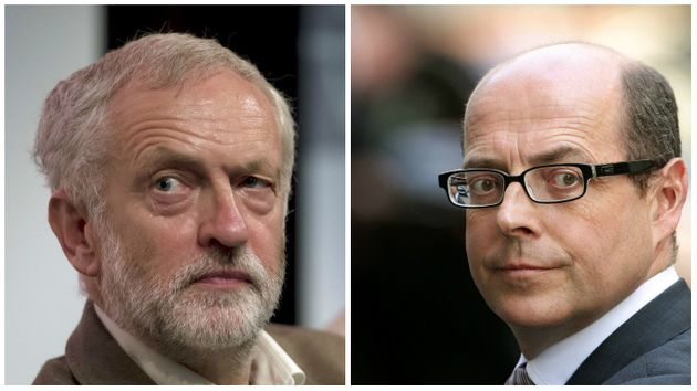 Neither Corbyn nor Robinson came off