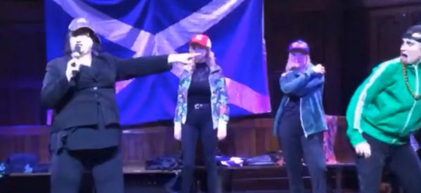 Gay MP Sparks Furious 'Homophobia' Row For Controversial Comedy Sketch