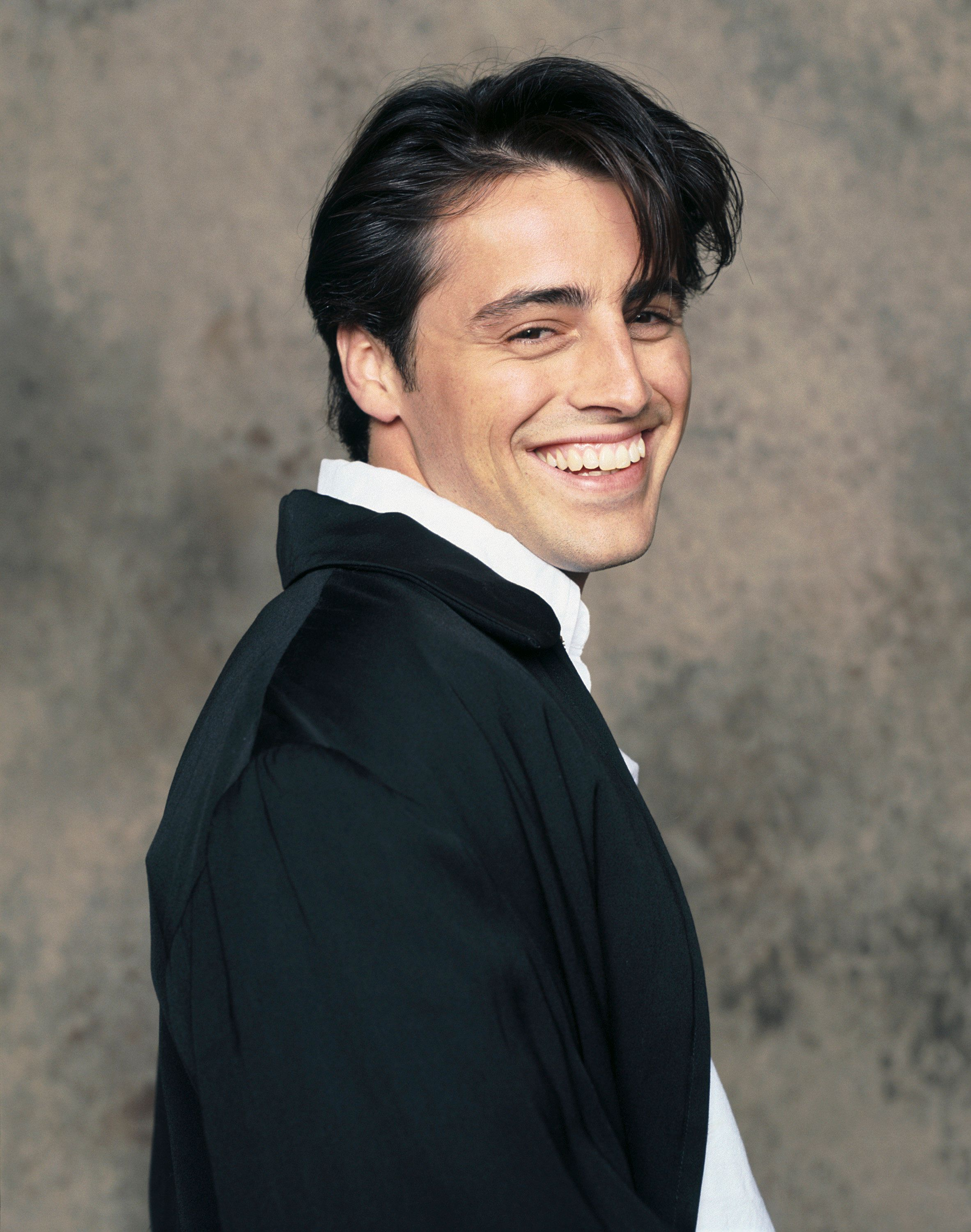 FRIENDS -- Pictured: Matt LeBlanc as Joey Tribbiani  -- (Photo by Reisig & Taylor/NBC/NBCU Photo Bank via Getty Images)