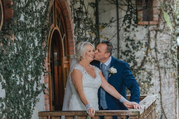 """""""Suzanne and John found their fairytale wedding in Puerto Rico – congratulations to the happy couple!"""" —<i>"""
