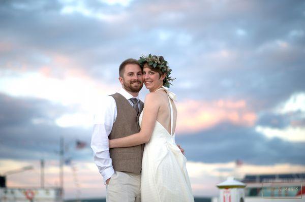 """Alex and Chad married inBayfield, Wisconsin."" — <i>Amanda Reseburg</i>"