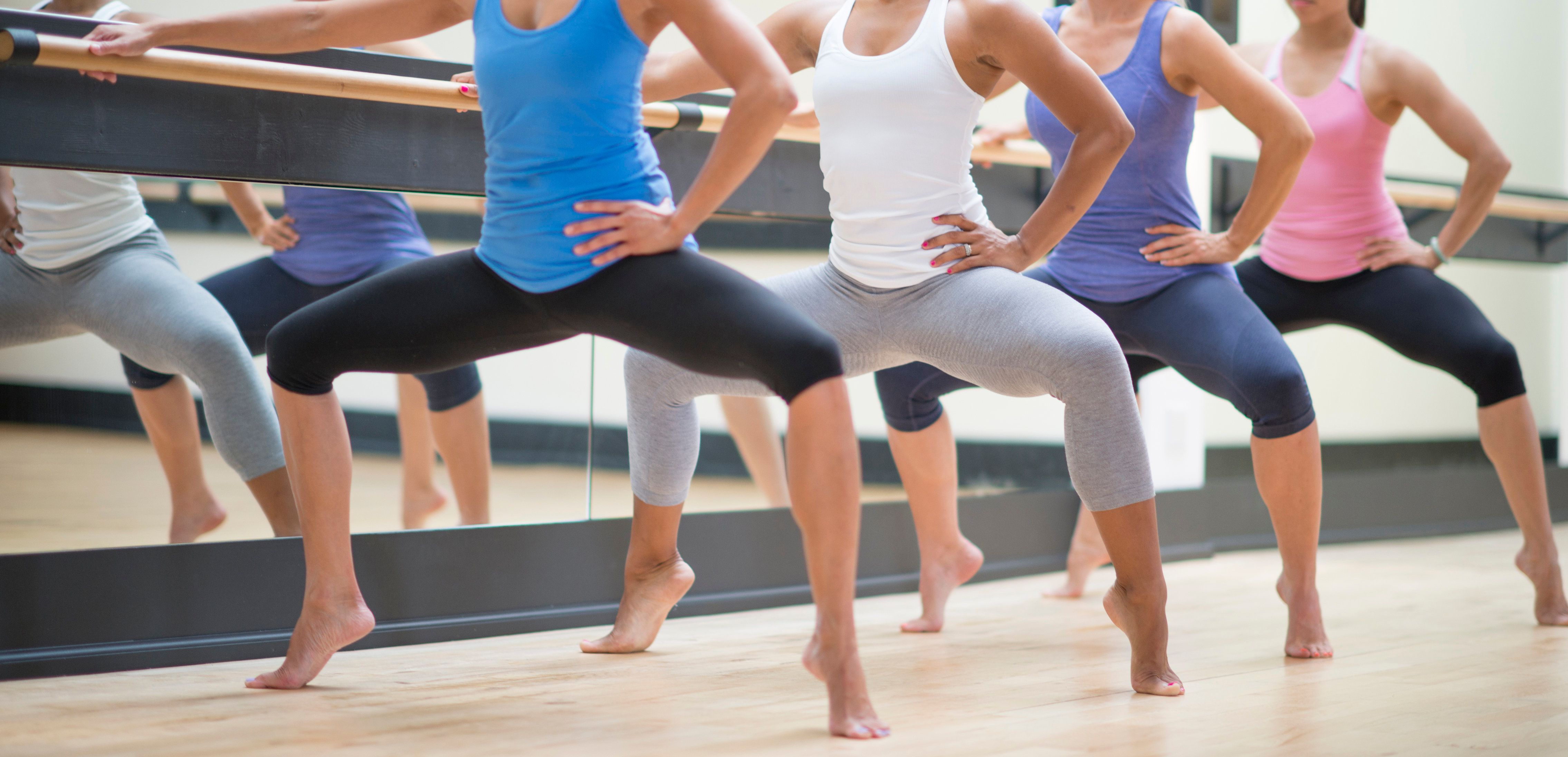 The Best Barre Classes To Check Out In
