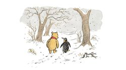 Move Over Piglet, There's A New 'Winnie-The-Pooh' Character In