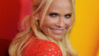 BEVERLY HILLS, CA - AUGUST 02:  Actress Kristin Chenoweth arrives at the 2016 Summer TCA Tour - NBCUniversal Press Tour Day 1 at The Beverly Hilton Hotel on August 2, 2016 in Beverly Hills, California.  (Photo by Gregg DeGuire/WireImage)